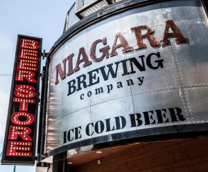 Find the best of Niagara live music daily at Niagara Brewing Company.