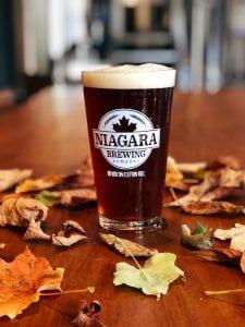 Niagara Brewing Company's Pumpkin Spice Ale